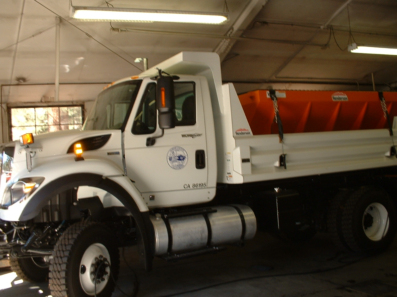 Roads Maintenance Truck