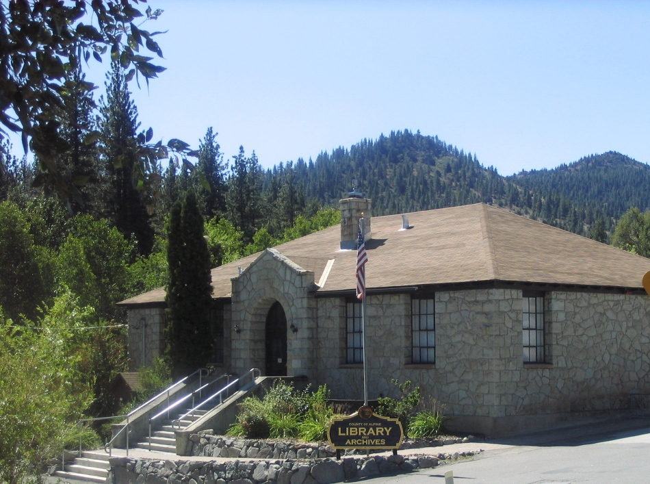Alpine County, CA - Official Website - Library & Archives
